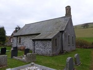 St Cadwaladr's, the little church of Llangadwaladr