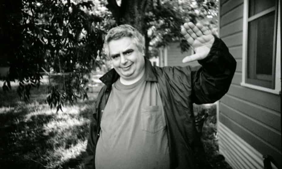 'His was hard to shake off' ... Johnston in a still from the 2005 documentary The Devil and Daniel Johnston.