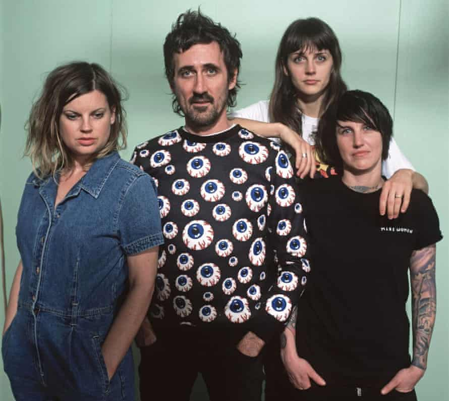Tropical Fuck Storm, the new band led by Gareth Liddiard of the Drones