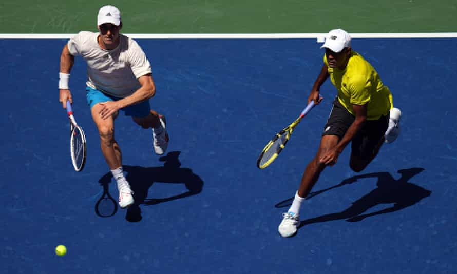 Victory for Joe Salisbury and Rajeev Ram was their second grand slam title together, following on from last year's Australian Open.