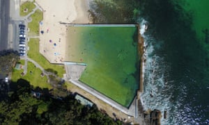 The Forster Ocean Baths on the NSW mid-north coast