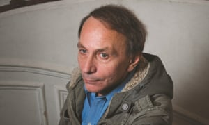 Michel Houellebecq: 'as sloppy and cowardly as his narrator'