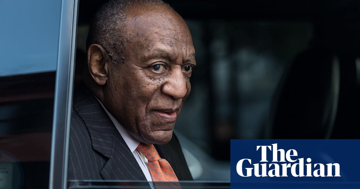 'I am furious': shock and anger after Bill Cosby's conviction overturned