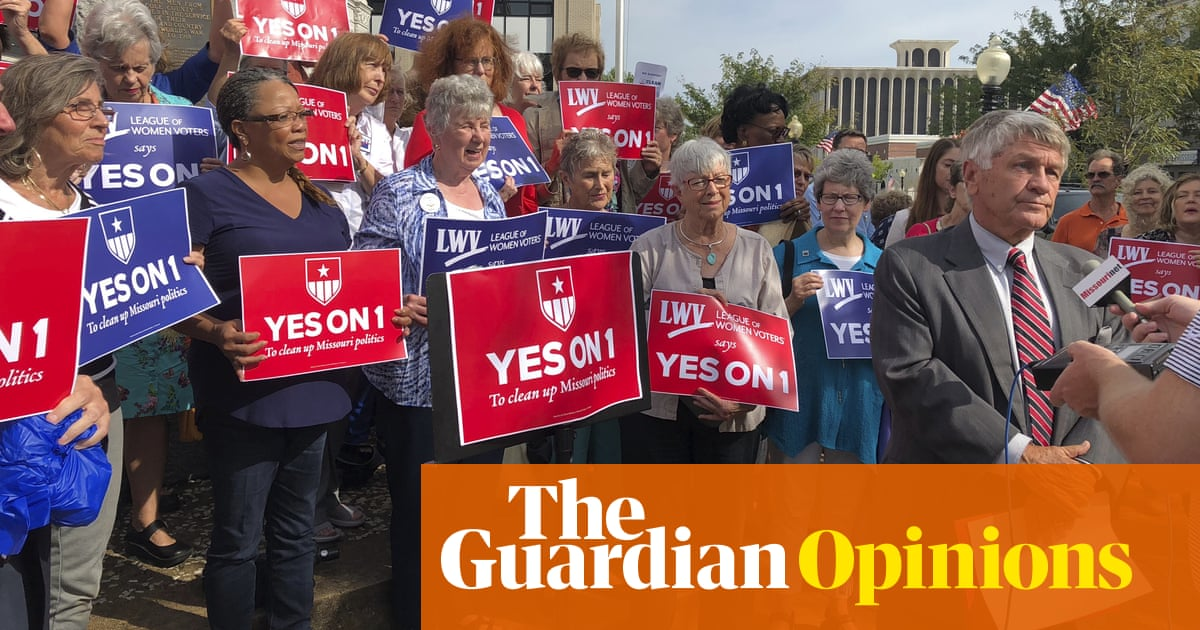 Republicans want to make it harder to pass ballot initiatives. That should alarm us  David Daley