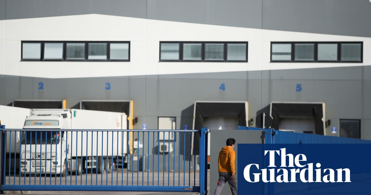 AstraZeneca plant investigated by Italian police at EU's request