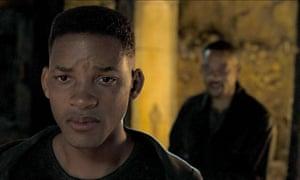 Will Smith in Gemini Man.