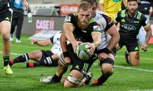 The Hurricanes flanker Brad Shields may also be picked for the South Africa tour.