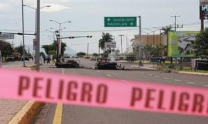 Sons of El Chapo suspected of Mexican convoy ambush that killed five