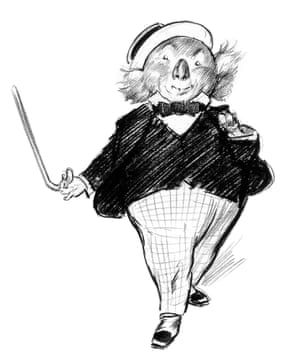 A sketch of the 'gentleman of leisure'