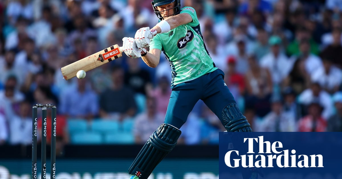 Sam Billings leads Oval Invincibles to opening win over Manchester Originals