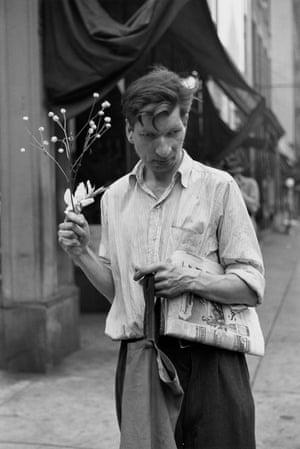 Eddie, New York, 1948