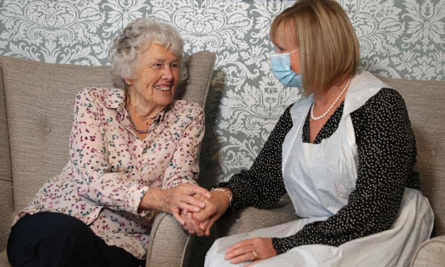 Vulnerable and older people have requested more support as society opens up after lockdown.