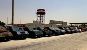 Isis suicide bombing vehicles