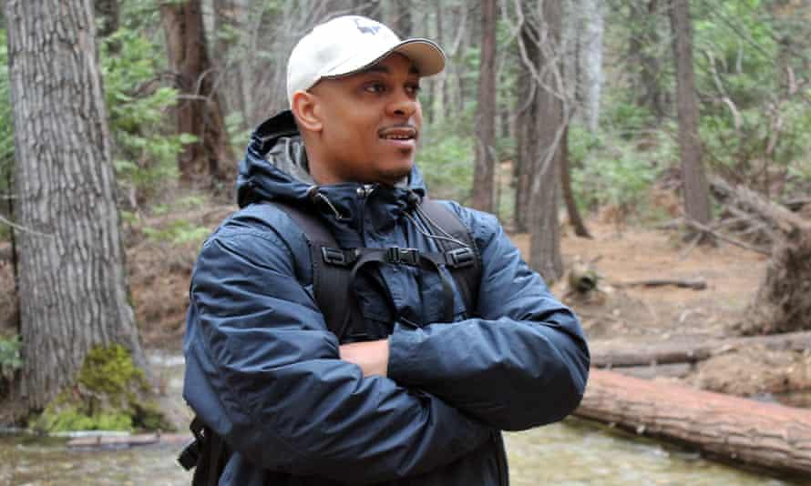 Matthew Reese, an Outdoor Afro member from Seattle.