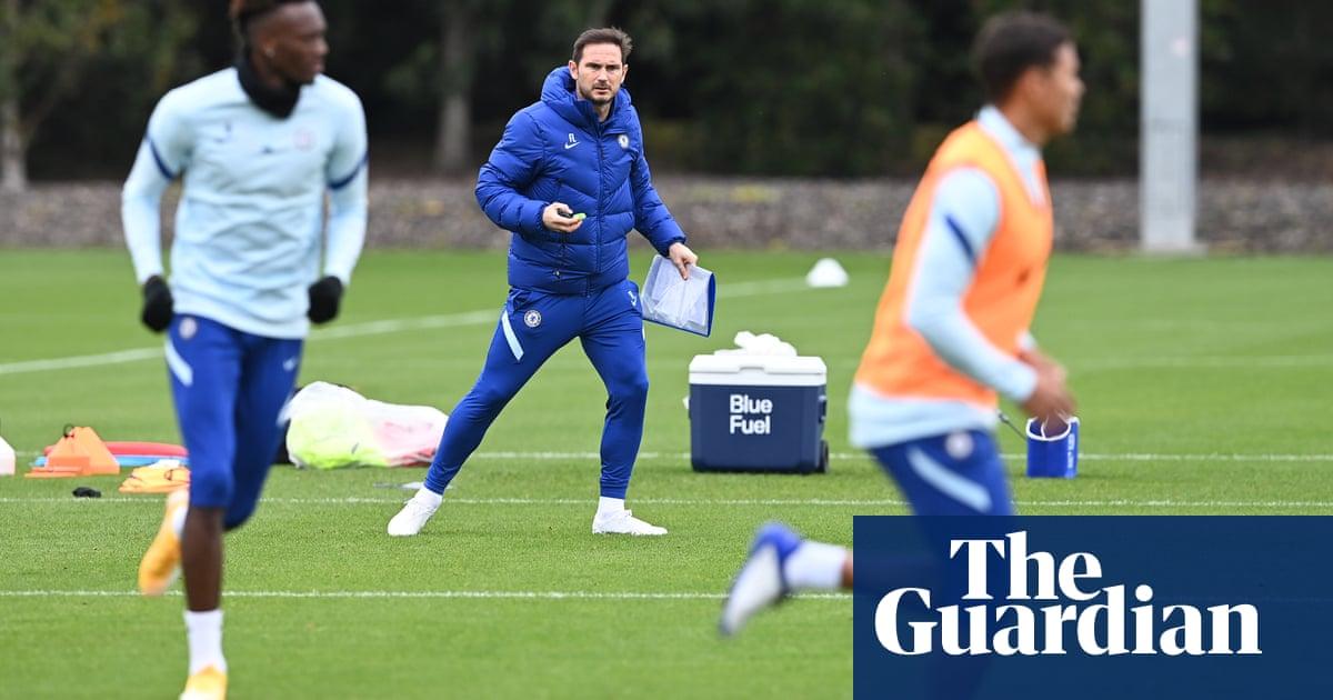 Frank Lampard still way off winning formula at fragmented Chelsea | Jacob Steinberg