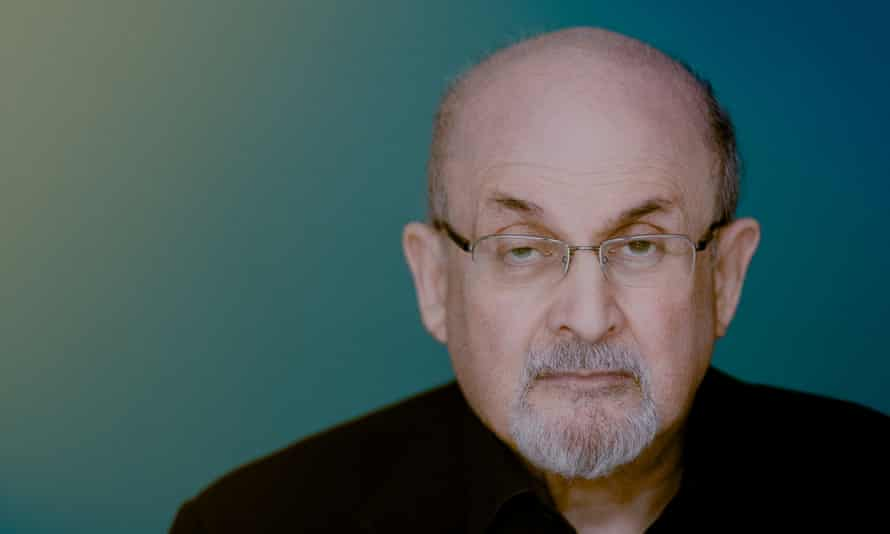 'His arguments tend to dissolve before your eyes': Salman Rushdie