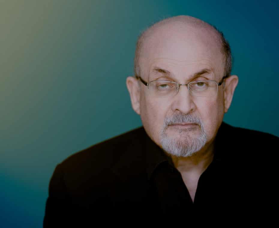 Salman Rushdie shot in New York, April 2021