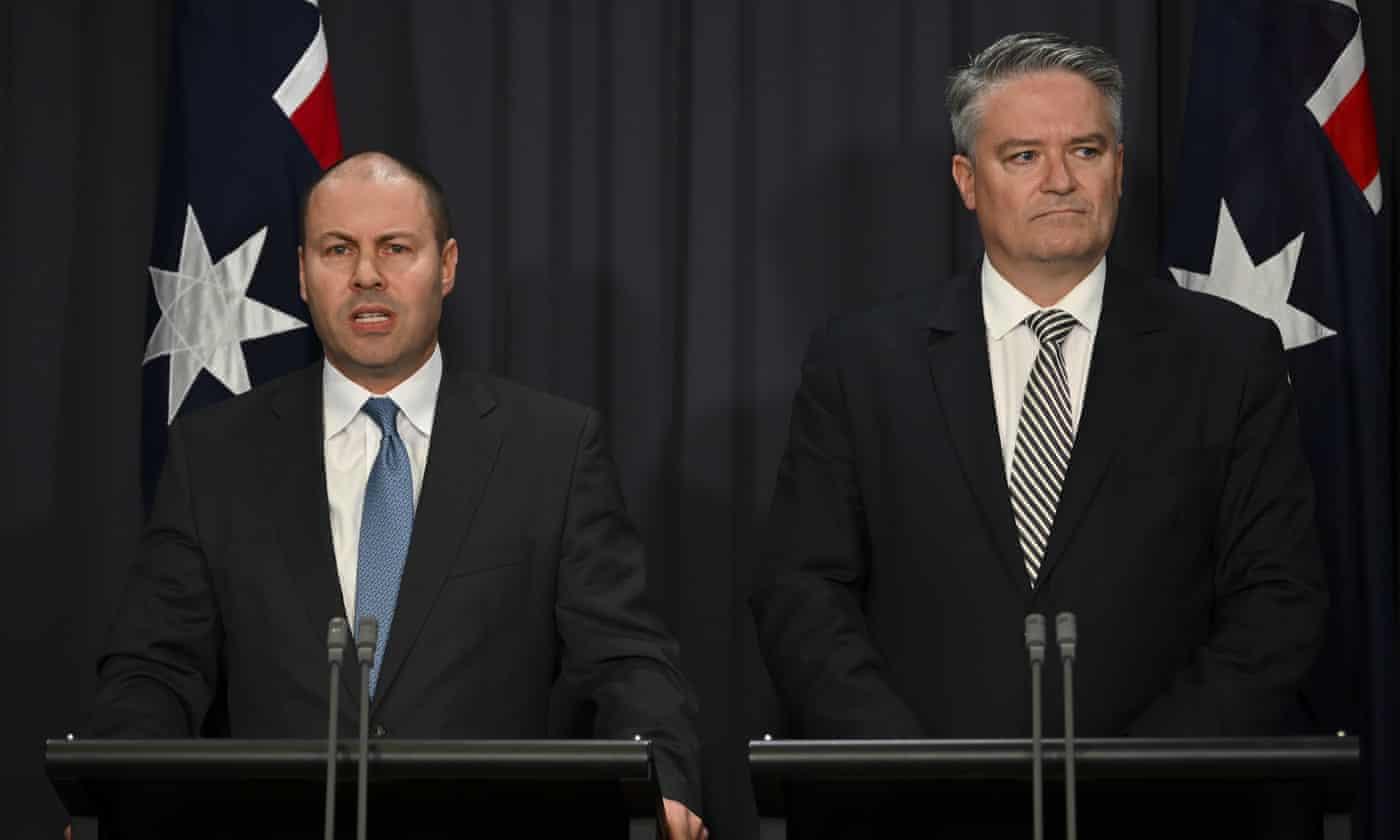 Federal budget statement reveals $700m deficit – politics live