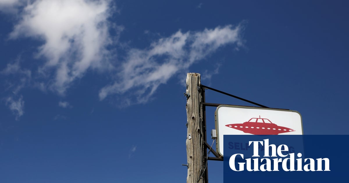 'From hearsay to hard evidence': are UFOs about to go mainstream?