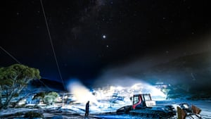 Charlotte Pass, Australia A clear night in the NSW ski region has allowed visitors to view the Milky Way over consecutive nights