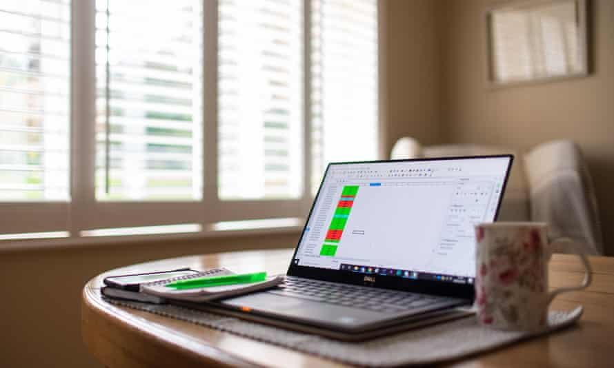 Official figures show exclusive remote working hit a high of 38% in mid-June.