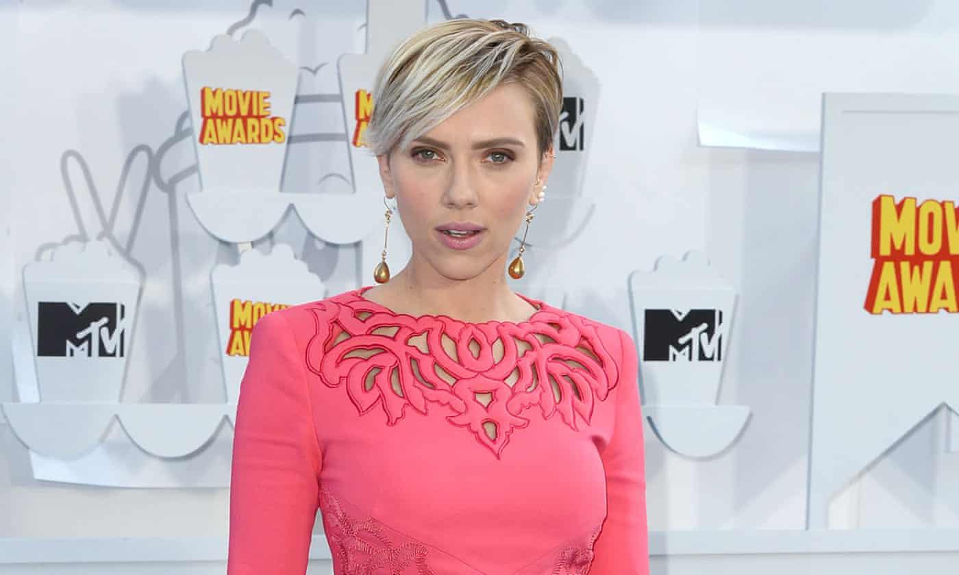 Scarlett Johansson now highest-grossing female film star of all time
