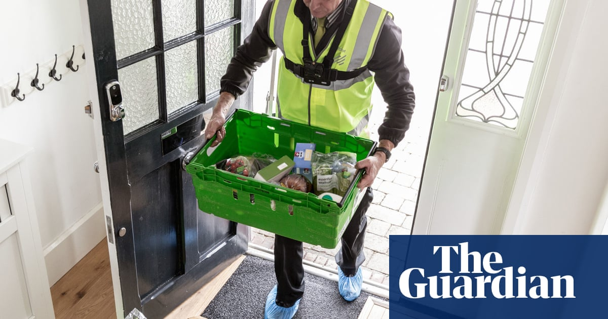 f5beda2eb Pop it in the fridge? Waitrose trials 'in-home' delivery service ...