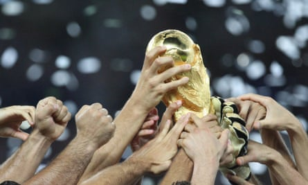 The World Cup will kick-off next month in Russia
