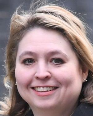Karen Bradley.