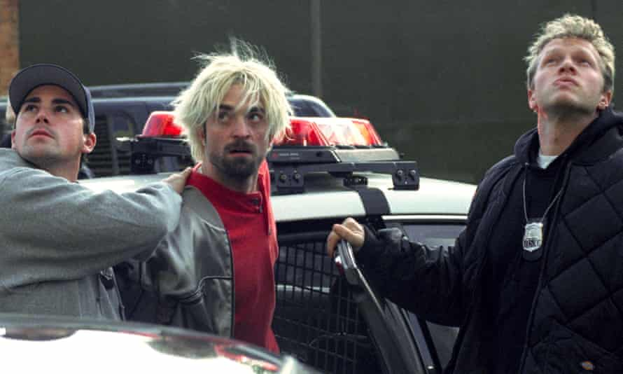 Good Time … 'If you make a movie that's considered garbage, you're playing with a more interesting space.'