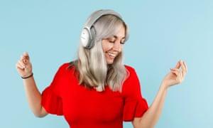 The Bose QC35 headphones
