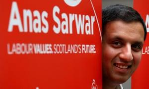 Anas Sarwar