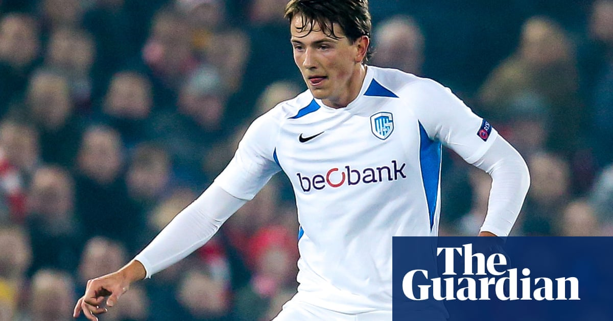 Sheffield United break club transfer record to sign Sander Berge from Genk