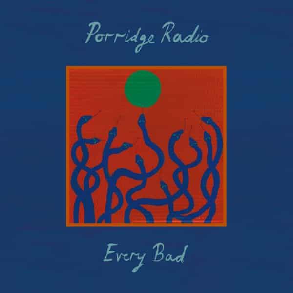Porridge Radio: Every Bad album art work