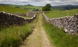 God's own country … Yorkshire.
