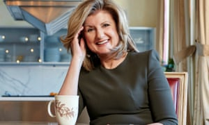 Arianna Huffington is to quit Huffington Post for her new project Thrive.