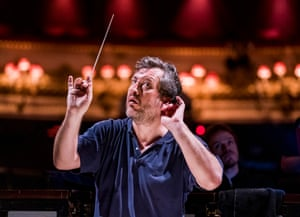 Conductor and composer Thomas Adès