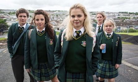 Derry Girls … charming.