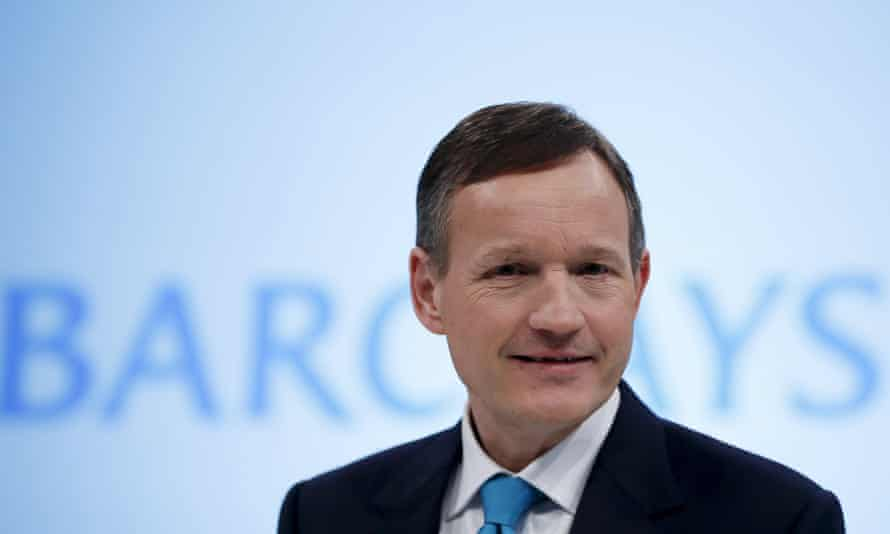 Antony Jenkins is leaving his post as Barclays' chief executive.