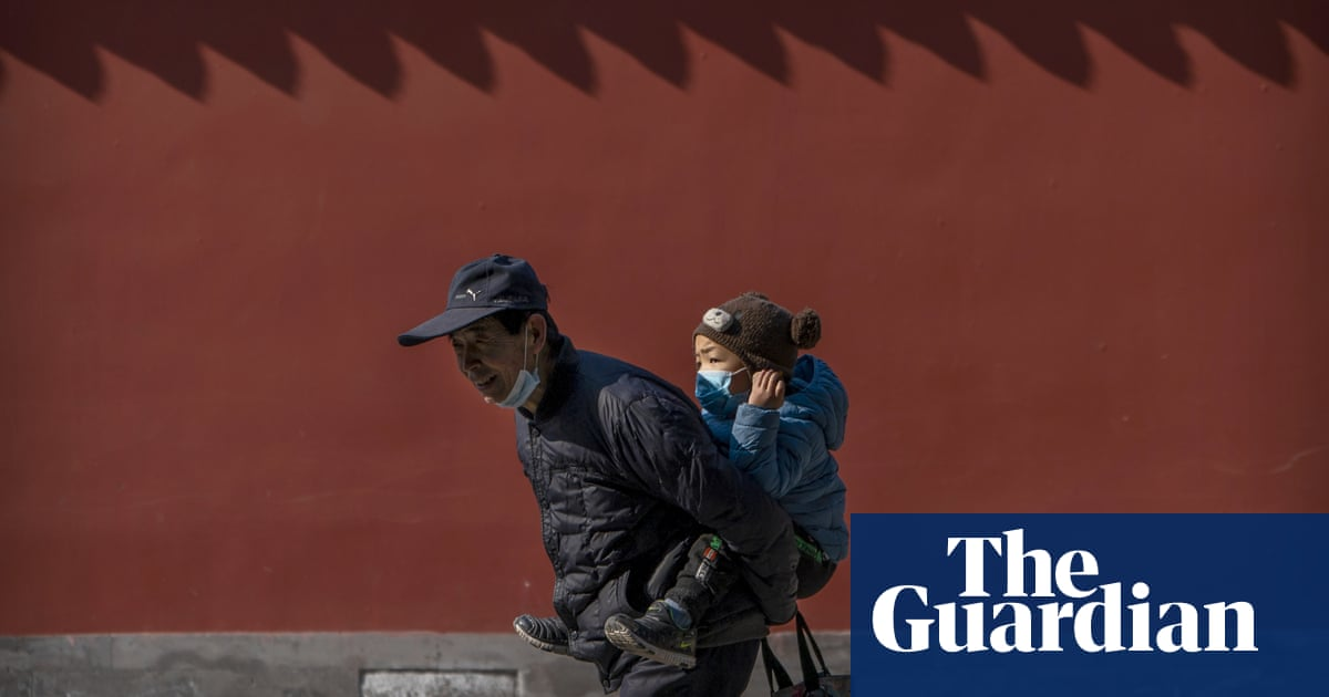 China's population growing at slowest rate in generations