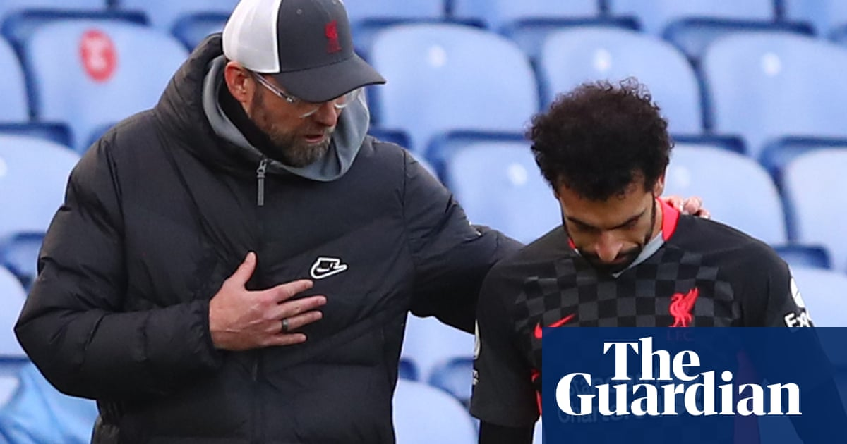 Liverpool would not force Mohamed Salah to stay against his will, says Klopp
