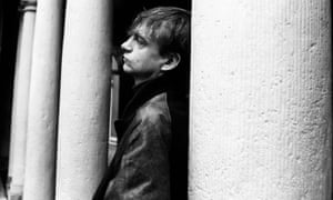 The Fall's Mark E Smith pictured in 2001.