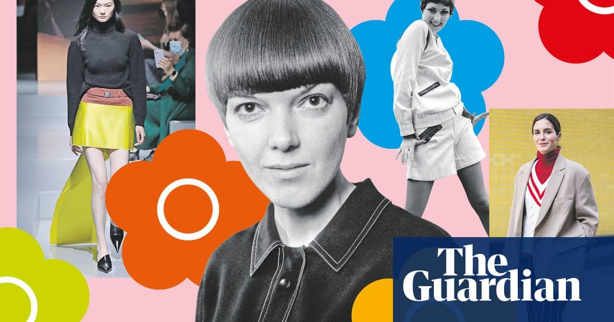 Miniskirt mayhem! Nine ways Mary Quant revolutionised women's clothes – and lives