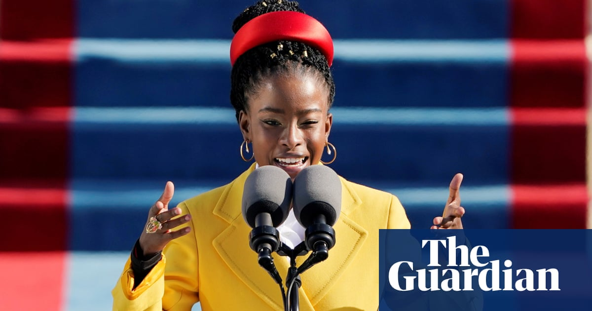 'An inspiration to us all': Amanda Gorman's inaugural poem stirs hope and awe – The Guardian