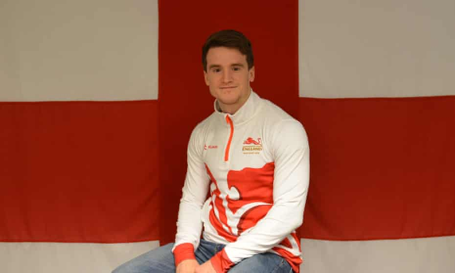 David Jenkins, a member of the Team GB swimming coaching team at the Tokyo Olympics, who has died aged 31.