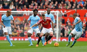 The Manchester derby was among the dull matches served up by the Premier League this season.
