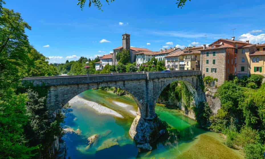 Ponte del Diavolo, Cividale.