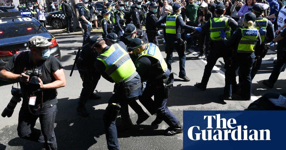 Growing far-right threat should spark new approach to extremism, Australian expert says - the guardian