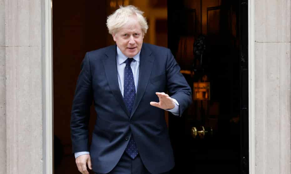 Sources said Boris Johnson would acknowledge the pandemic has exposed some severe weaknesses in society.