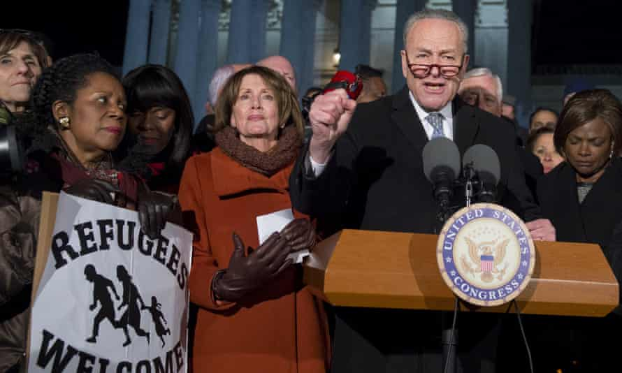 Their demands puts leaders such as Chuck Schumer in a bind.